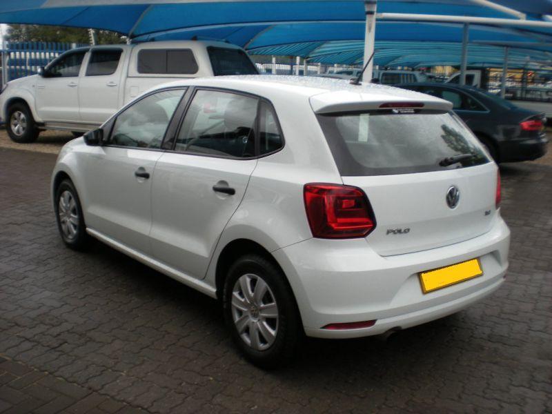 2015 Volkswagen Polo 1.2TSi trendline 5dr for sale  b344472ff53e5