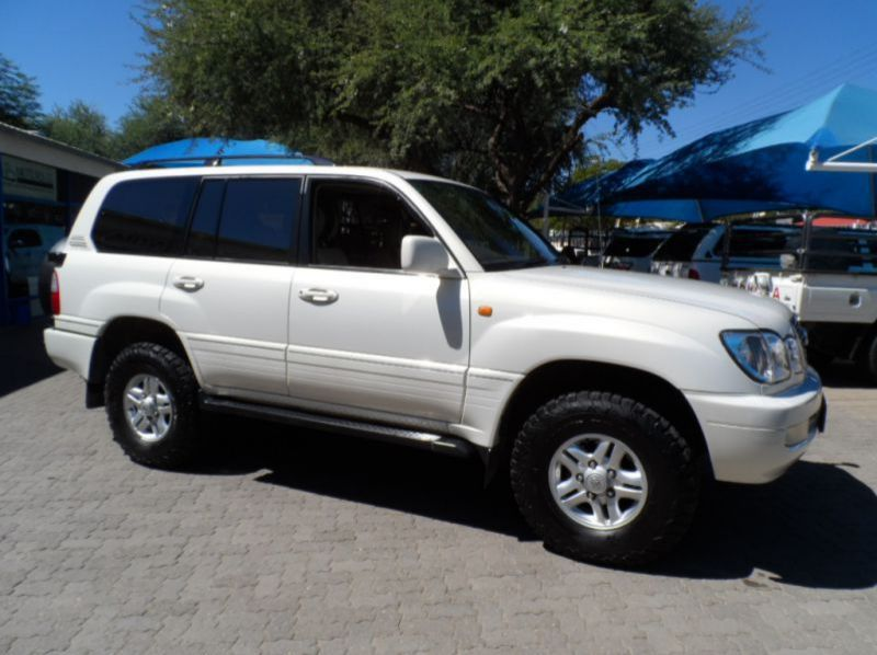 Used Toyota Landcruiser 4.7 V8 Cygnus  for sale in Windhoek, Namibia