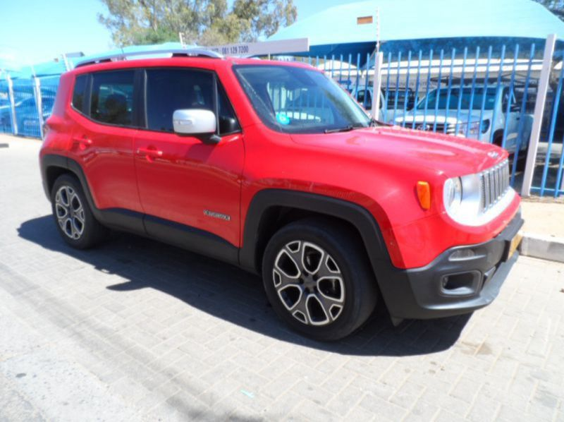 Used Jeep Renegade 1.4 TJET  for sale in Windhoek, Namibia