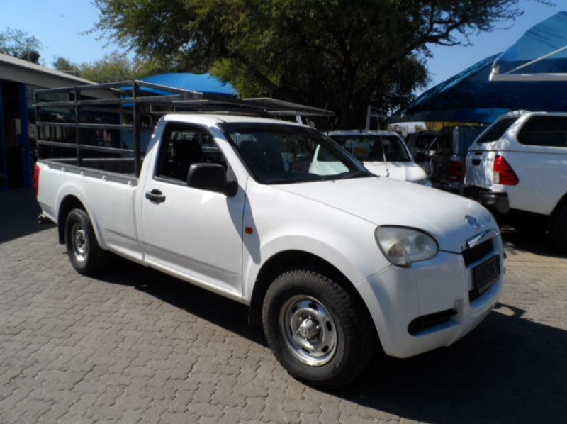 Used GWM Steed 2.2 MPI Workhorse S/cab  for sale in Windhoek, Namibia