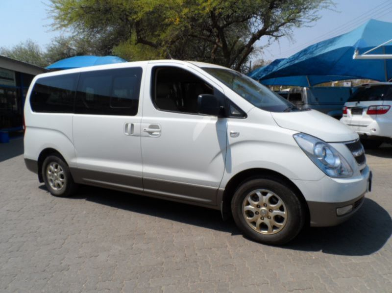 Used Hyundai H1 2.4 GLS  for sale in Windhoek, Namibia