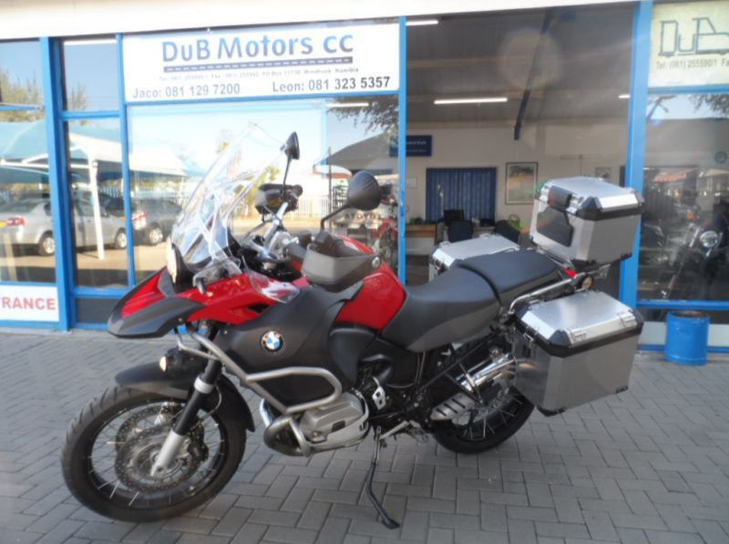 Used BMW GS 1200 ADVENTURE  for sale in Windhoek, Namibia