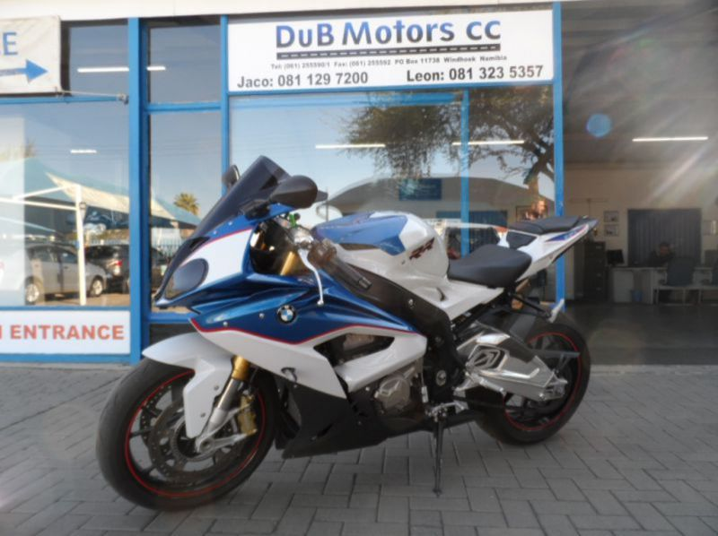 Used BMW S 1000 RR  for sale in Windhoek, Namibia
