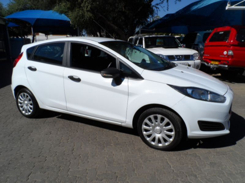 Used Ford Fiesta 1.4i Ambiente 5Dr  for sale in Windhoek, Namibia