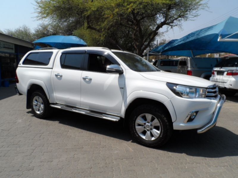 Used Toyota Hilux Raider 4.0 V6 4x4 Automatic  for sale in Windhoek, Namibia