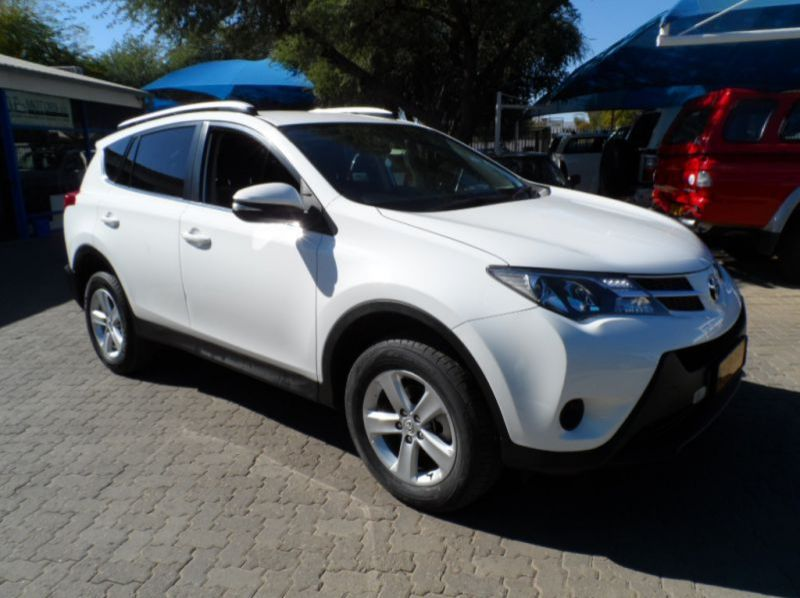 Used Toyota Rav4 2.0i GX Automatic  for sale in Windhoek, Namibia