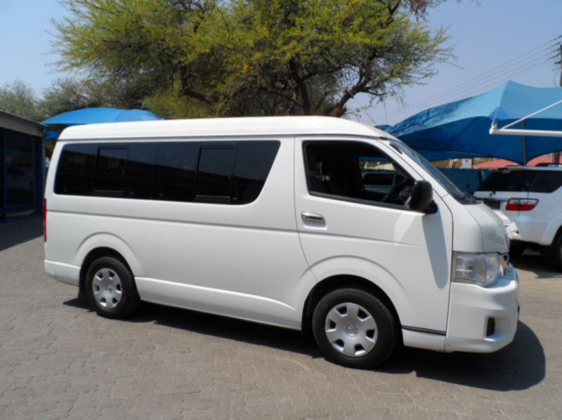 Used Toyota Quantum 2.7 10 Seater  for sale in Windhoek, Namibia