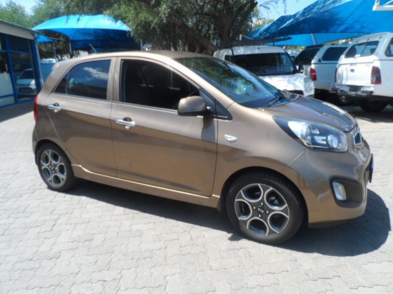Used Kia Picanto 1.2 EX  for sale in Windhoek, Namibia