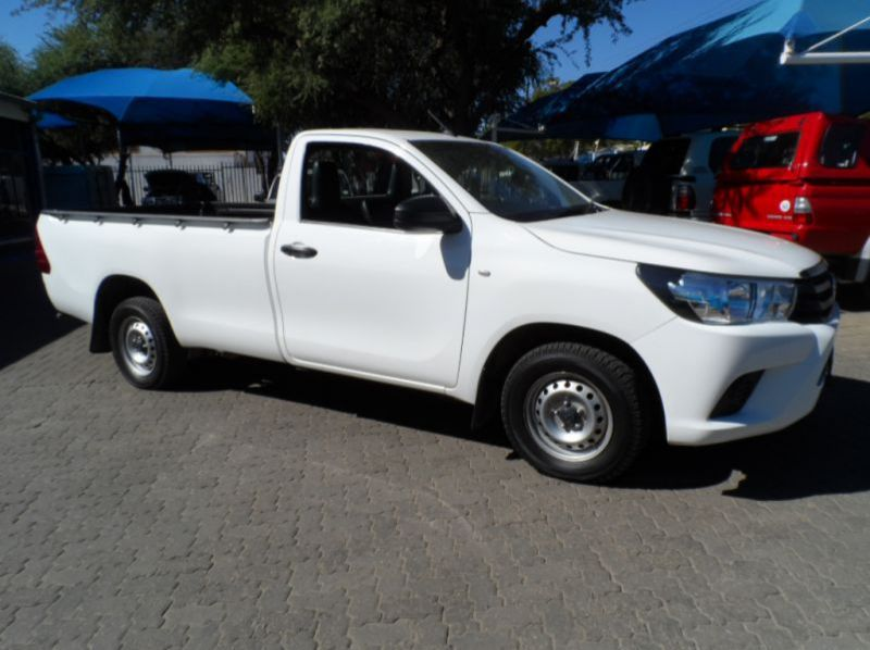 Used Toyota Hilux 2.4 GD A/C  for sale in Windhoek, Namibia