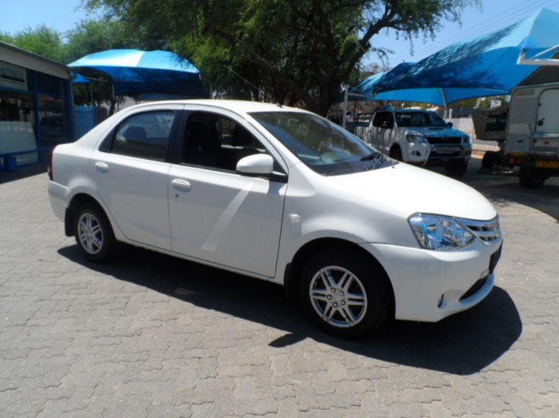 Used Toyota Etios 1.5 XS Sedan  for sale in Windhoek, Namibia