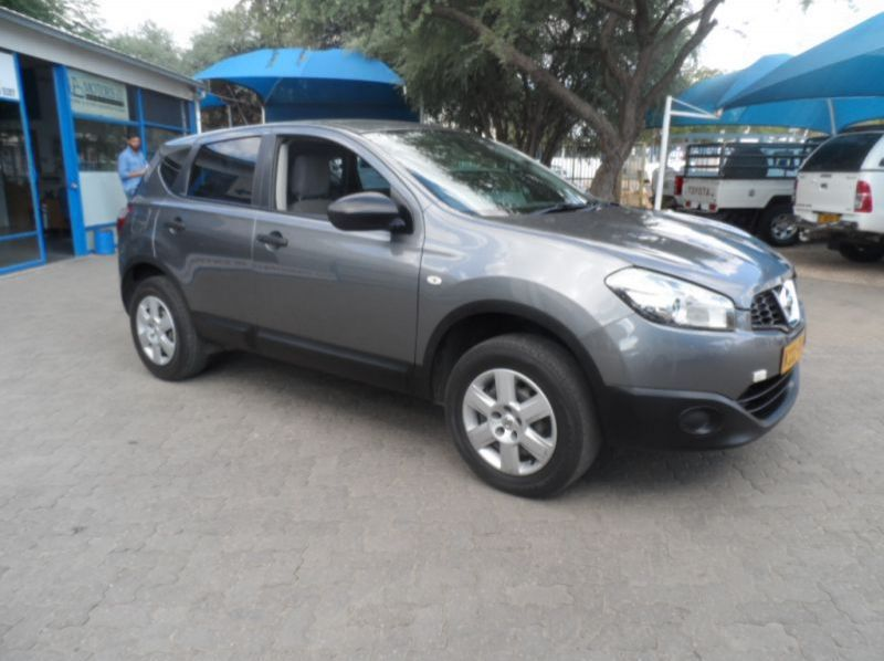 Used Nissan Qashqai 1.6i Visia  for sale in Windhoek, Namibia