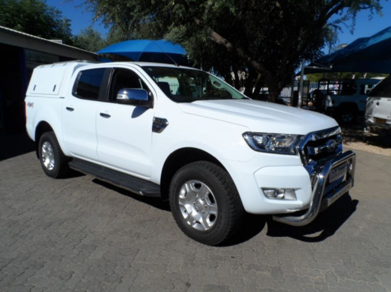 Used Ford Ranger 3.2 TDCi 4x4 D/cab Auto  for sale in Windhoek, Namibia
