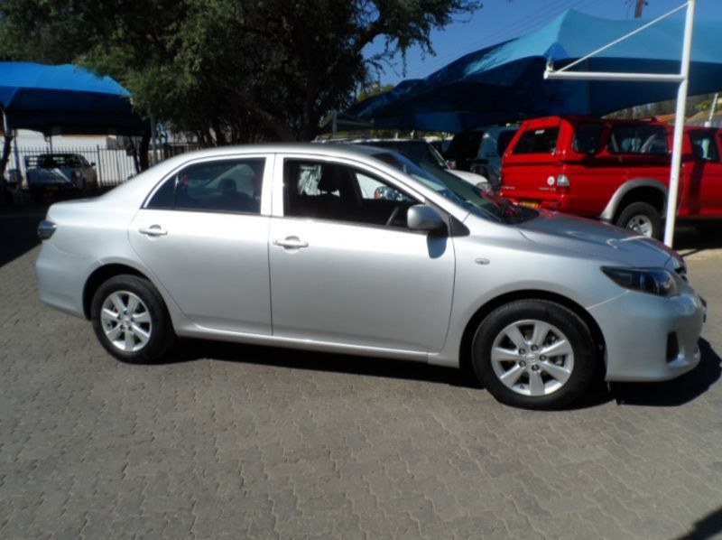 Used Toyota Corolla Quest 1.6i Plus  for sale in Windhoek, Namibia