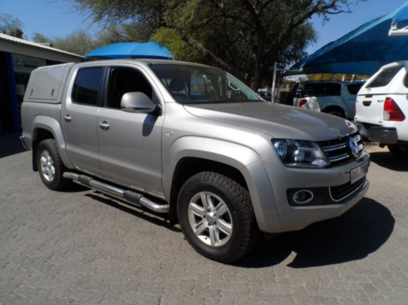 Used Volkswagen Amarok 2.0 BiTDi 4Motion Auto Highline  for sale in Windhoek, Namibia