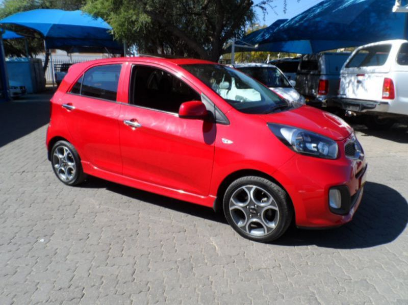Used Kia Picanto 1.2 EX Automatic  for sale in Windhoek, Namibia