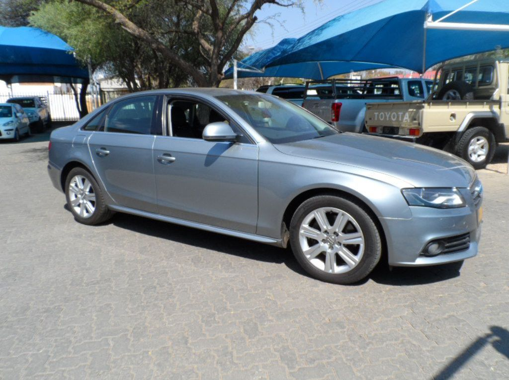 Used Audi A4 2.0T FSI 155 Kw Manual  for sale in Windhoek, Namibia